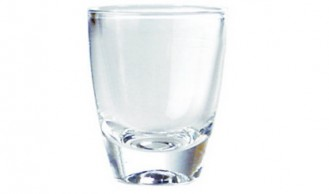 Gin 12 Schnapsglas 3,5cl Arcoroc transparent