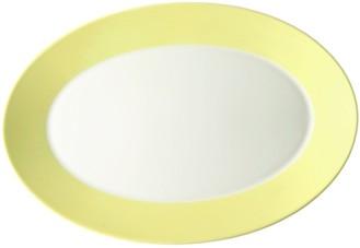 esmeyer ihr ausstatter f r betrieb und einrichtungen arzberg platte oval fahne 33cm tric gelb. Black Bedroom Furniture Sets. Home Design Ideas