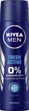 Nivea Men Deo Spray Fresh Active 150ML