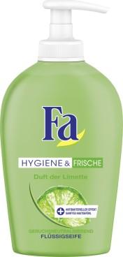 Fa Seife Hygiene  Frische Limette  Ingwer 250ML