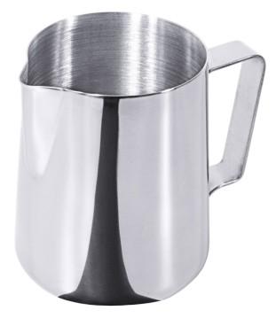 Milch-/Wasserkanne 0,6l aus Edelstahl 18/10
