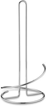 KELA Küchenrollenhalter Caro Metall verchromt  33,0cm 15,0cmØ