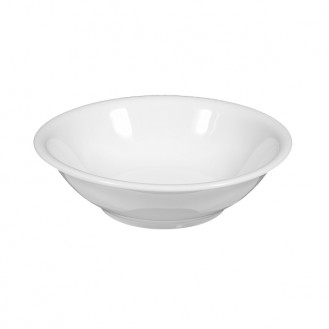 Salatschüssel COMPACT, Durchmesser: 13 cm, Höhe: 4 cm, uni weiss, Seltmann Porzellan