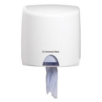 AQUARIUS* Wischtuchspender Roll Control 27,6 x  27,8 x 22,6 cm (B x H xT) Kunststoff weiß