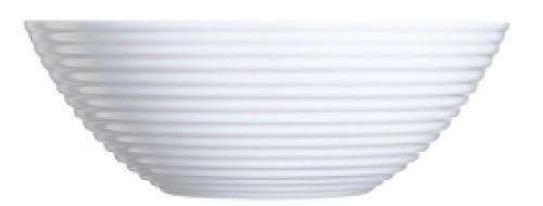 ARCOROC Salat-Schale  Form STAIRO uni weiß Durchmesser: 27,3 cm