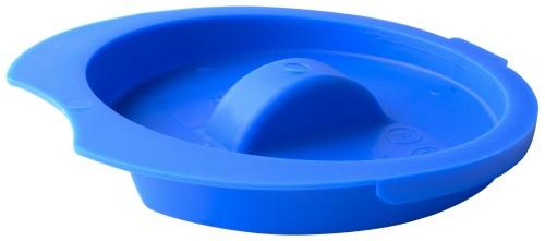 Roltex DECKEL zu 0,5 Liter Saftkanne Lucy Farbe: blau, aus Polypropylen.