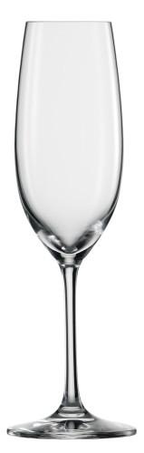 Sekt/Champagnerglas IVENTO, Inhalt: 0,35 Liter, Höhe: 222 mm, Füllstrich: 0,1 Liter, Schott Zwiesel.