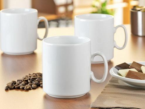 Kaffeebecher DIANE, Inhalt: 0,28 ltr., Höhe: 8,9 cm, Durchmesser: 8,1 cm