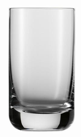 Wasserglas CONVENTION, Inhalt: 0,25 Liter, Höhe: 120 mm, Durchmesser: 61 mm, Schott Zwiesel.
