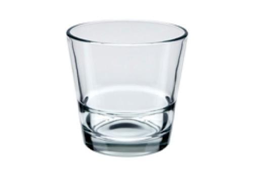 Becherglas STACK UP, Inhalt: 0,26 Liter, Höhe: 92mm, Durchmesser 85,2 mm stapelbar, Arcoroc.