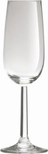 Sektkelch BOUQUET, Inhalt: 0,17 Liter, Höhe: 199 mm, Durchmesser: 63 mm, auch mit Füllstrich erhältlich.