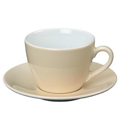 esmeyer ihr ausstatter f r betrieb und einrichtungen kaffee cappuccino tasse mit untertasse. Black Bedroom Furniture Sets. Home Design Ideas