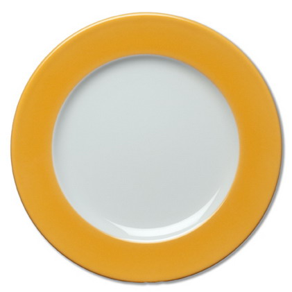 Teller flach, Durchmesser: 20,0 cm, Eschenbach COFFEESHOP COLOUR, apricot