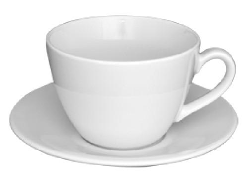 esmeyer ihr ausstatter f r betrieb und einrichtungen milchkaffee tasse inhalt 0 45 ltr mit. Black Bedroom Furniture Sets. Home Design Ideas