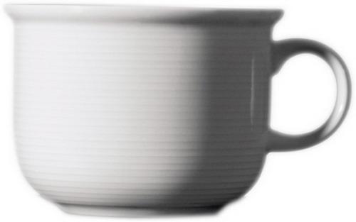 Kaffeeobertasse 0,18 ltr. Form Thomas Trend - uni weiss Haushaltsform (nicht stapelbar)