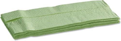 Tork Advanced Handtuchpapier grün, 2-lagig Tissuequalität, 25 x 31 cm, C-Falz Paket à 20 x 120 Tücher = 2.400 Blatt