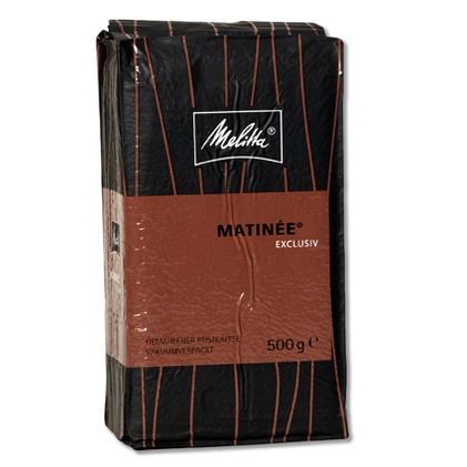 Melitta Kaffee MATINEE, Inhalt 500 g gemahlener Kaffee.
