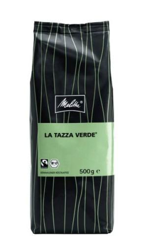 Melitta Bio-Kaffee, gemahlen La Tazza Verde Inhalt: 500gr.