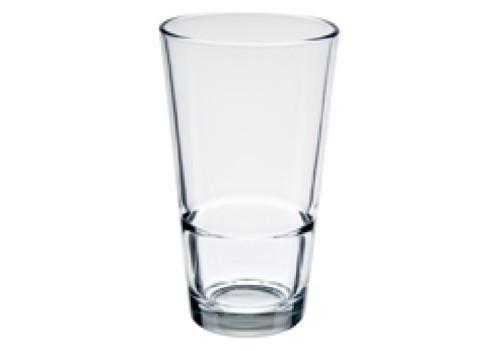 Longdrinkglas STACK UP, Inhalt: 0,35 Liter, Höhe: 140mm, Durchmesser: 78mm, stapelbar, Arcoroc.