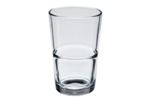 Longdrinkglas STACK UP, Inhalt: 0,29 Liter, Höhe: 119mm, Durchmesser: 76mm, stapelbar, Arcoroc.