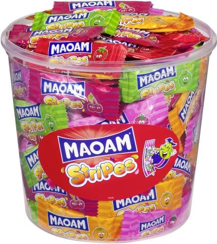Maoam Stripes Kaubonbon 150ST