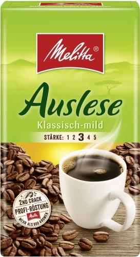 Melitta Cafe Auslese mild 500G