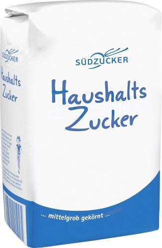 Südzucker Haushalts-Zucker, Inhalt: 1.000 g mittelgrob gekörnt.