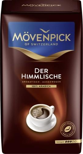 Mövenpick DER HIMMLISCHE, Inhalt: 500 g gemahlener Kaffee.