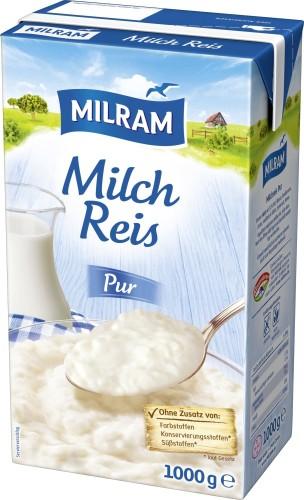 Milram Grießpudding
