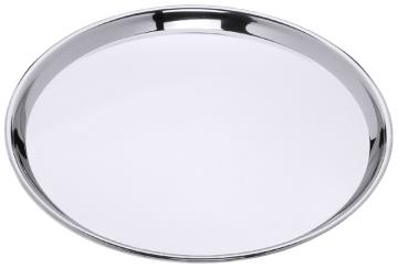 esmeyer ihr ausstatter f r betrieb und einrichtungen tablett mirror rund aus edelstahl 18 10. Black Bedroom Furniture Sets. Home Design Ideas