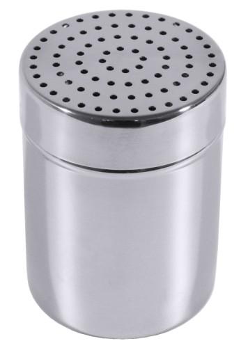 Universal-Streuer KAI 0,3 l, mit 2 mm Lochung, Edelstahl 18/10, hochglänzend,