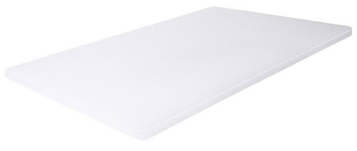 HACCP Schneidbrett 45x30 weiß