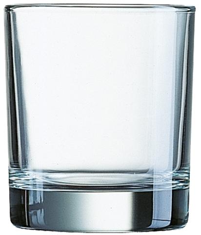 Whiskybecher ISLANDE iNHALT 30 cl Höhe 93 mm - Durchmesser 79 mm Arcoroc Professional