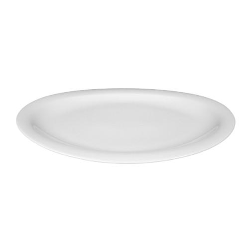 Seltmann Teller oval 31,5 cm, Form: Top Life,  Dekor: 00003