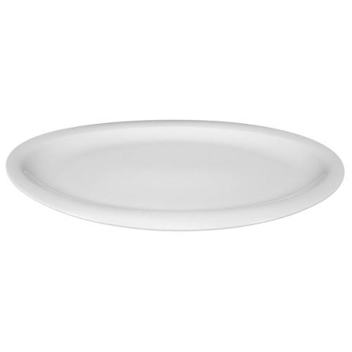 Seltmann Teller oval 35 cm, Form: Top Life,  Dekor: 00003
