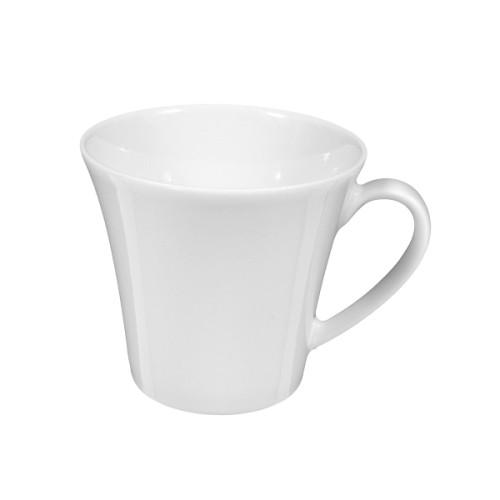 Espressoobertasse TOP LIFE, Inhalt: 0,09 ltr.,  uni weiss, Seltmann Porzellan