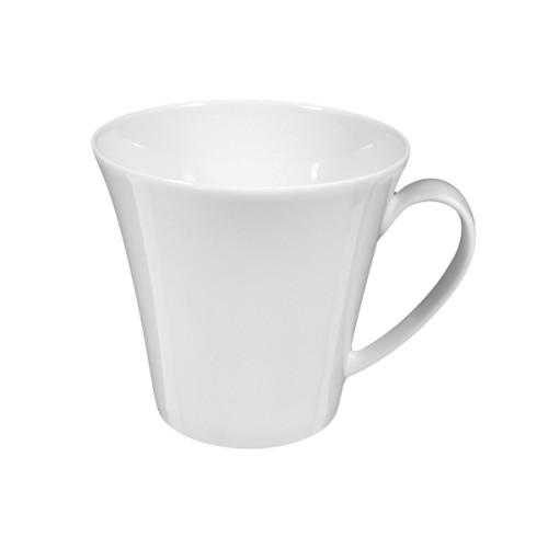 Kaffeeobertasse TOP LIFE, Inhalt: 0,21 ltr., uni weiss, Seltmann Porzellan