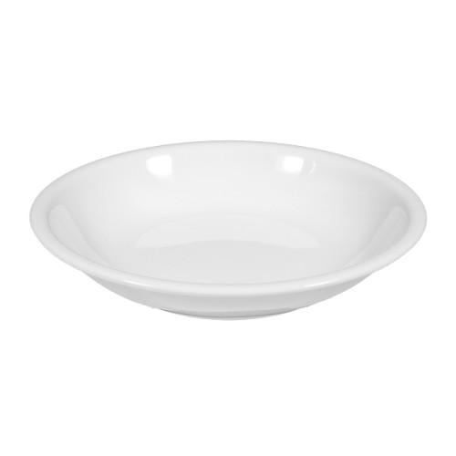 Suppenteller COMPACT, Durchmesser: 20 cm, uni weiss, Seltmann Porzellan