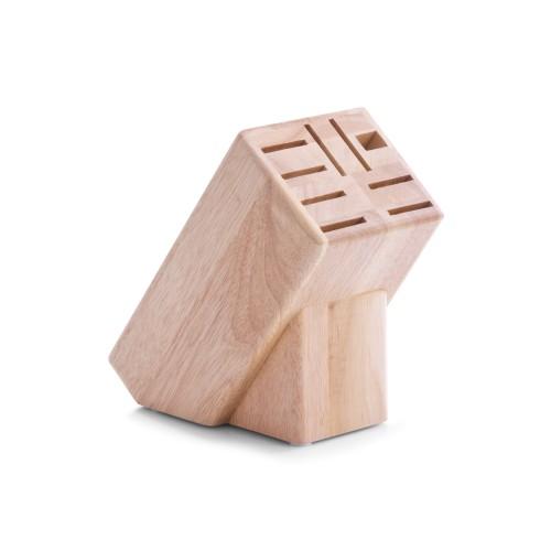 esmeyer ihr ausstatter f r betrieb und einrichtungen zeller messerblock gummibaum. Black Bedroom Furniture Sets. Home Design Ideas