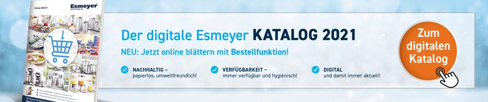 Banner digitaler Jahreskatalog